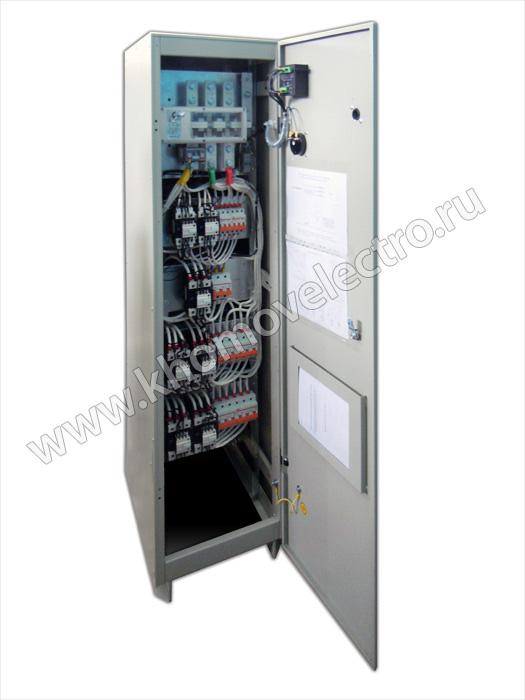 The company «Khomov Electro» | Production | Power factor correction