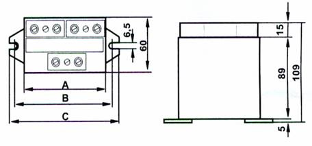 Суммирующий трансформатор TRS